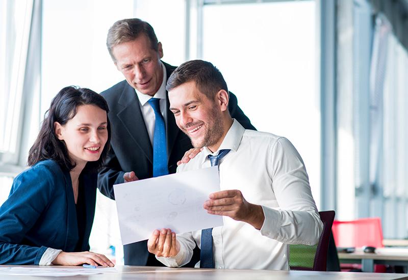 Sviluppare modello o progetto Business