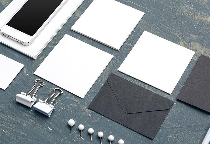 Materiale di presentazione